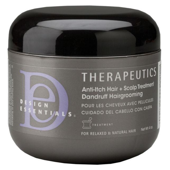 Therapeutics Anti Itch Hair/Scalp Treatment