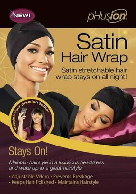 Satin Hair Wrap