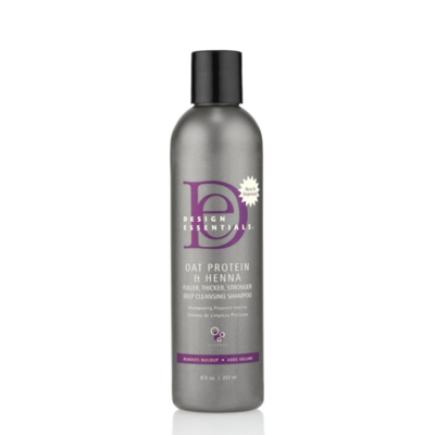 Oat Protein/Henna Deep Cleansing Shampoo