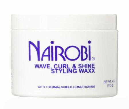 Nairobi Curl/Shine Styling Wax