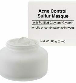 Acne Control Sulfur Masque