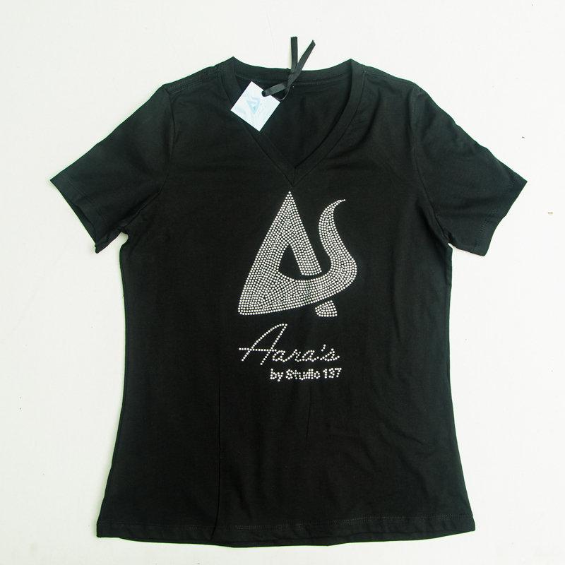 Aara's Logo Bling Shirts