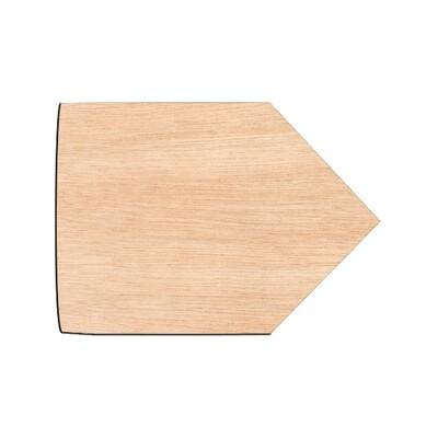 Pencil - Raw Wood Cutout