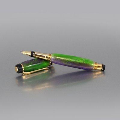 Executive Rollerball Pen - Cosmic Acrylic