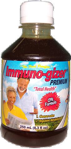 Immuno-gizer Premium (6 bottles, approx. 5 month supply)