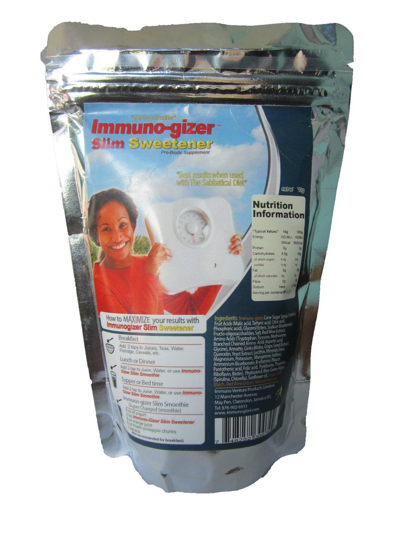 Immuno-gizer Slim Sweetener (3 Packs)