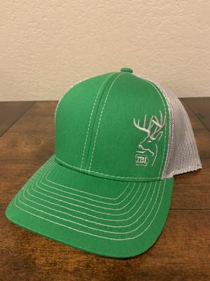 Green/Grey TBI Hat