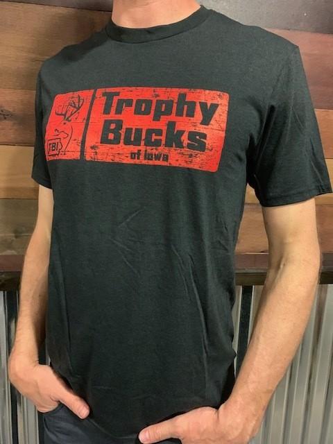 TBI Block Logo - Red