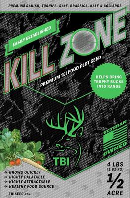 TBI KILL ZONE FOOD PLOT SEED