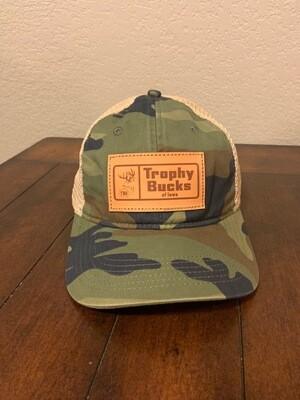 TBI Rectangle Patch - Camo / Brown