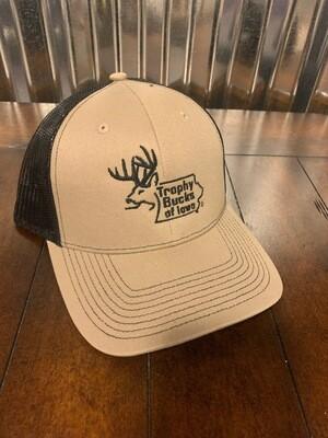 Brown / Black TBI Hat