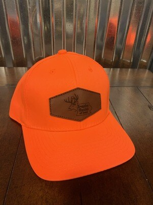 Blaze Hex Patch Hat