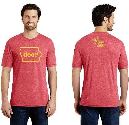 TBI DEER Shirt - Cyclones