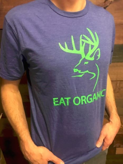 Eat Organic Shirt