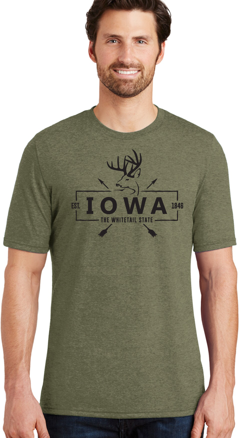 Whitetail State Green