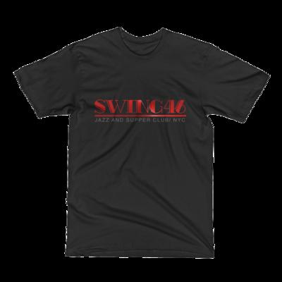 Swing 46 Black T-Shirt