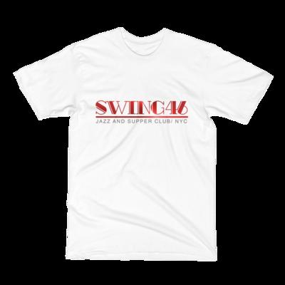 Swing 46 White T-Shirt