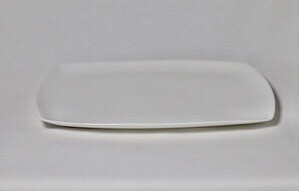 "White Ware Display Dish 14"""" x 11"""""