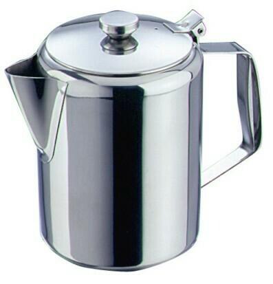 Tea Pot 20 oz Stainless Steel
