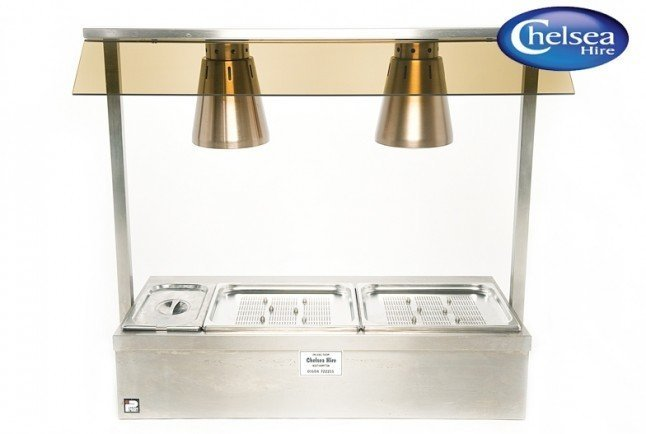 Carvery Servery Unit (Double Table Top)