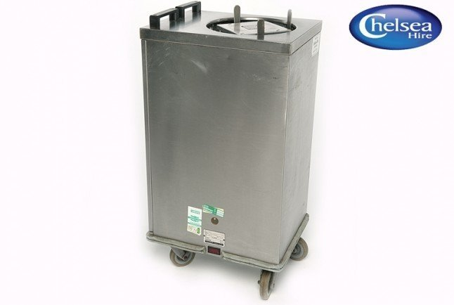 Heated Plate Dispenser (Single)(80 plates)