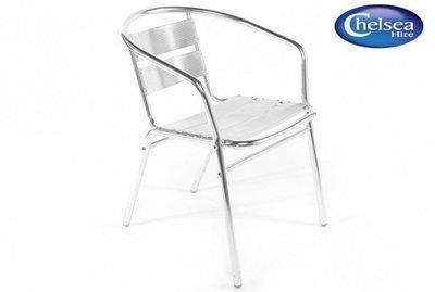 Aluminium/Bistro Chair
