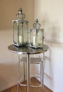 Lantern Pair (No Candles)