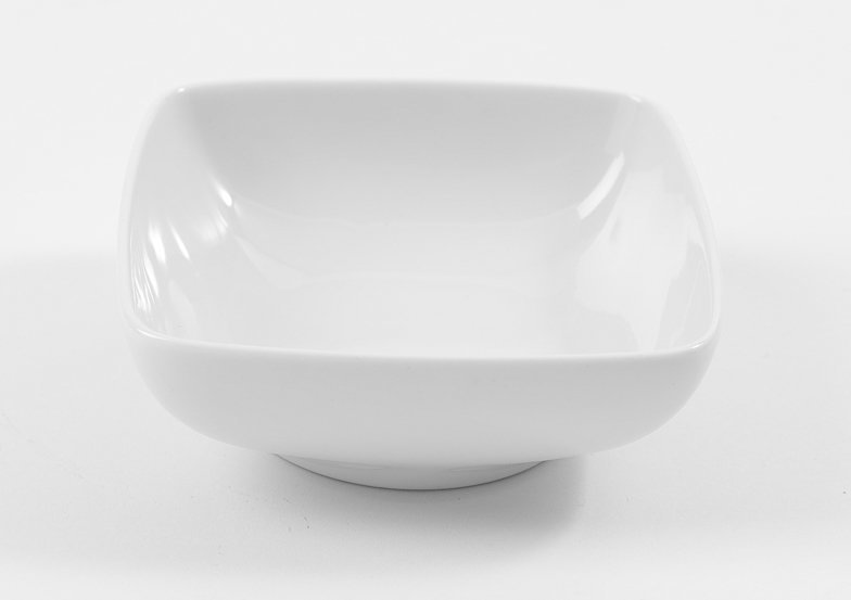 "4 1/2 "" White Side Salad Bowl (per 10)"