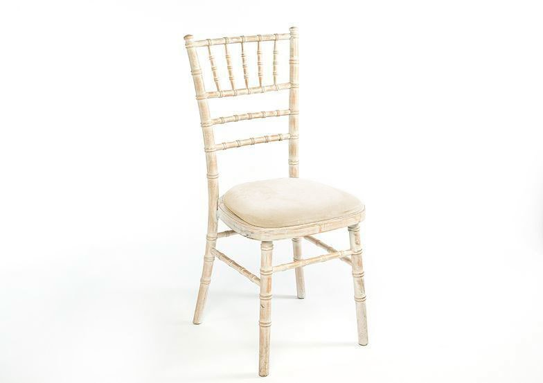 Chiavari Lime Washed Chair