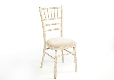 Chiavari Lime Washed Chair