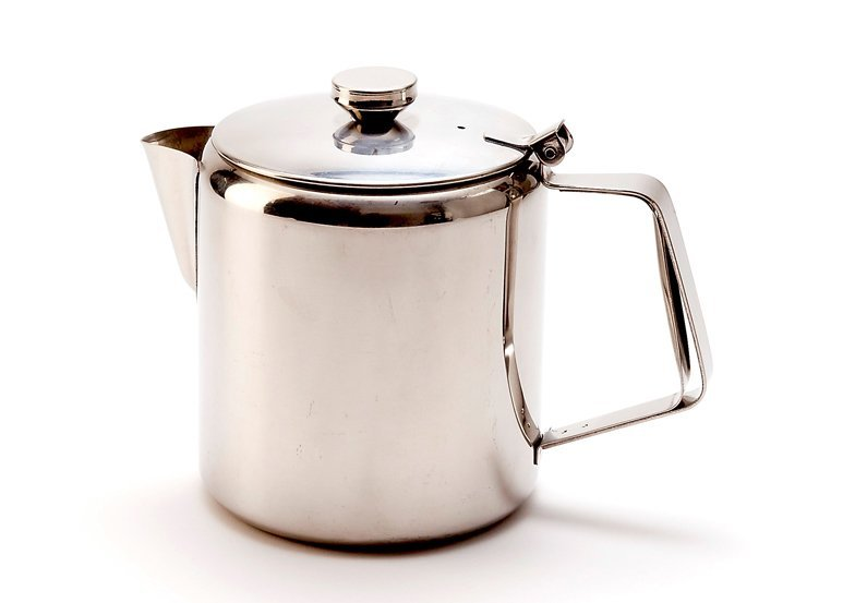 Coffee Pot 48 oz Stainless Steel