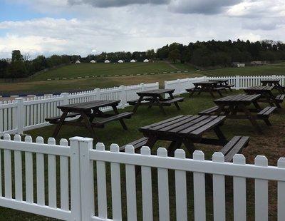Picnic bench 1.75m (5'9