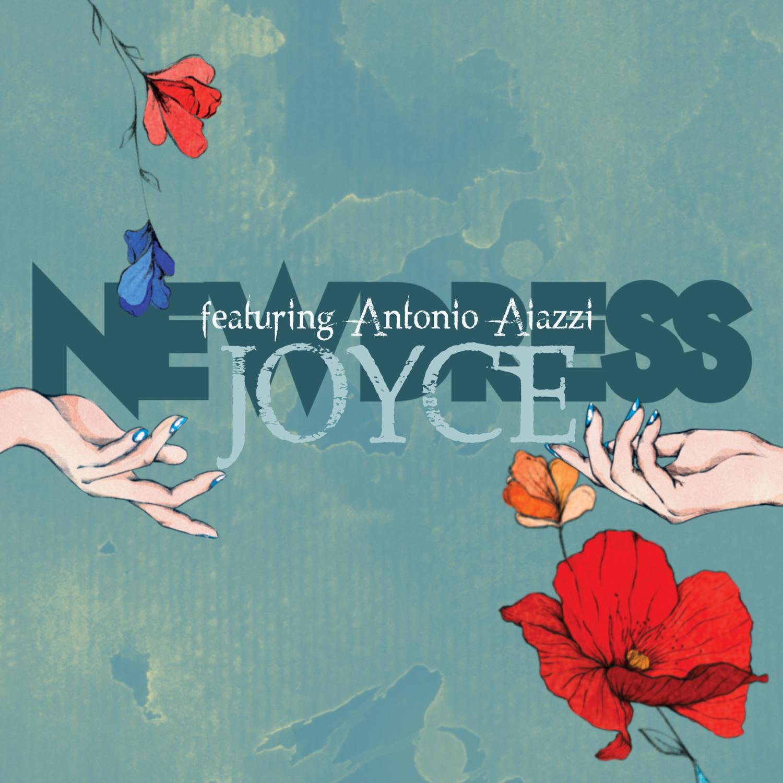 CD JOYCE FEAT. ANTONIO AIAZZI (DISCIPLINE - 2019) tiratura limitata 100 copie