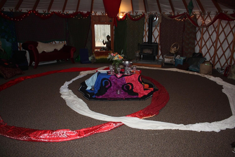 StoneHedge Yurt Rental