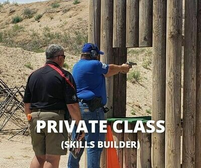 SAC-8/30/20 - Skills Builder (Reserved Private Class)