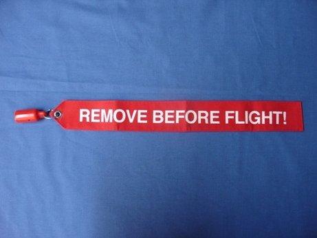 Remove Before Flight Flag RBF-5800