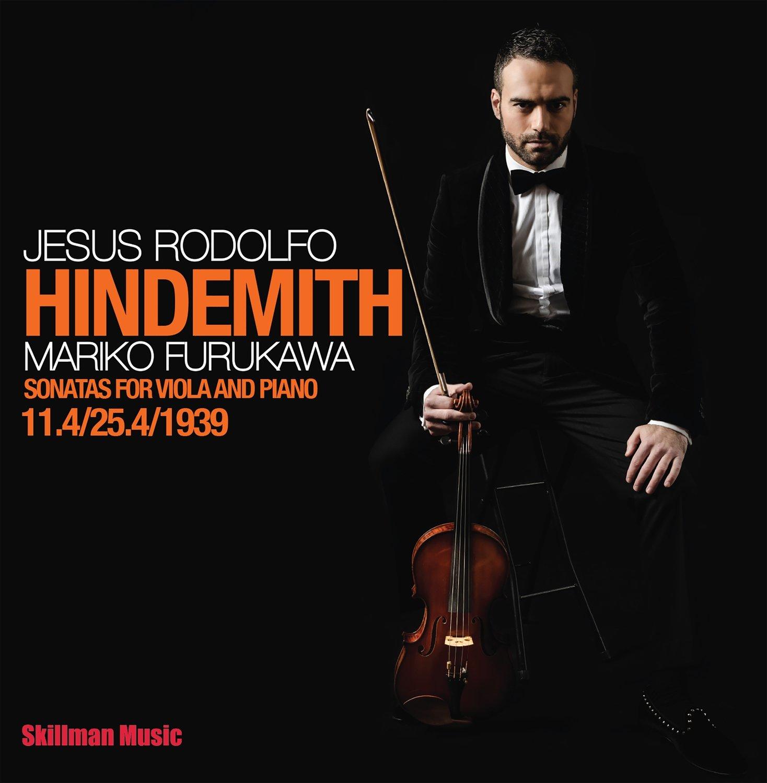 Hindemith Sonatas for Viola and Piano 11.4/25.4/1939