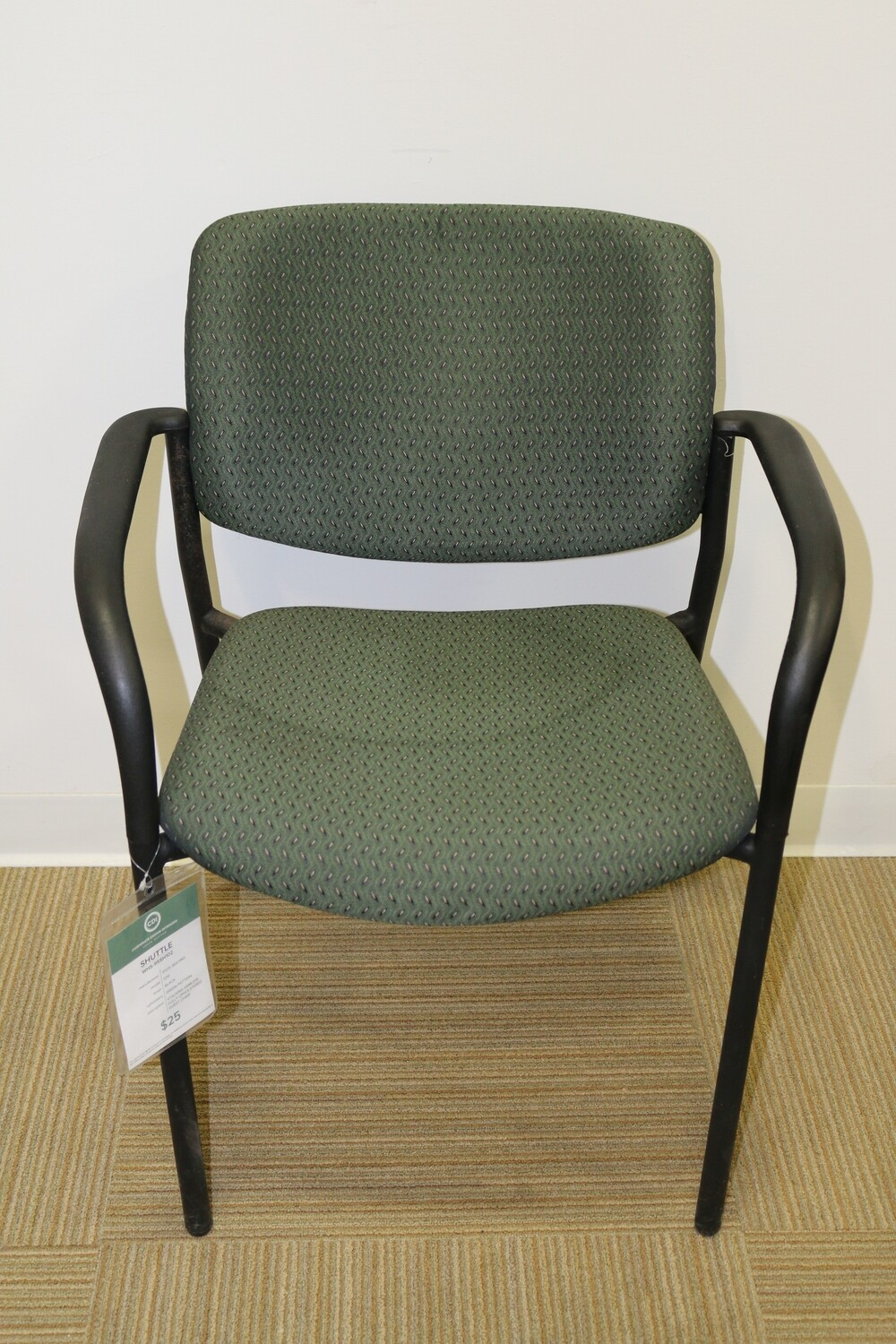 Shuttle Guest Chair