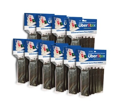 UberStax 10-Package Black Box