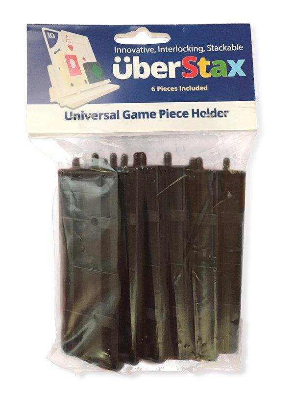 UberStax 6-Pack Black