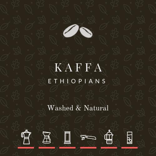Kaffa Ethiopian Blend