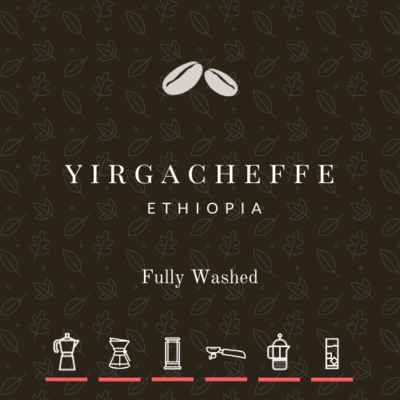 Ethiopia Yirgacheffe Washed