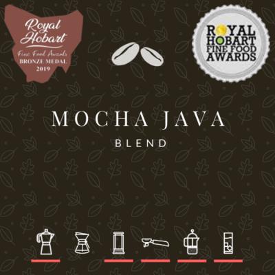 Mocha Java Blend
