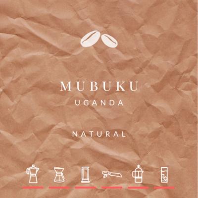 NEW! Uganda Mubuku Natural