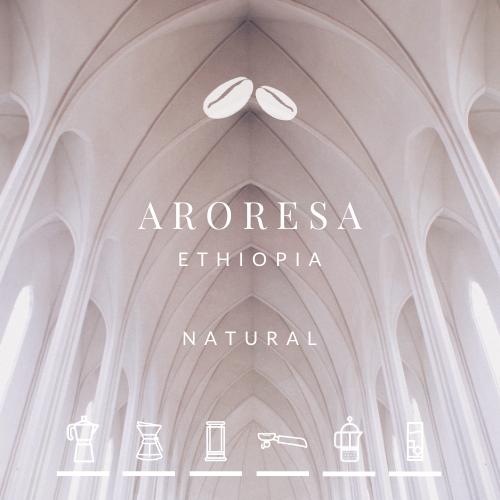 NEW! Ethiopia Aroresa Natural