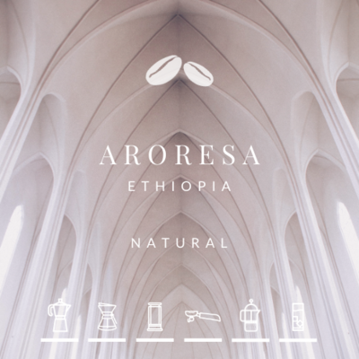 NEW! Ethiopia Aroresa Natural