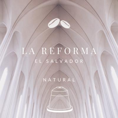 NEW! El Salvador La Reforma (20 Nespresso® Biodegradable & Compostable Capsules)