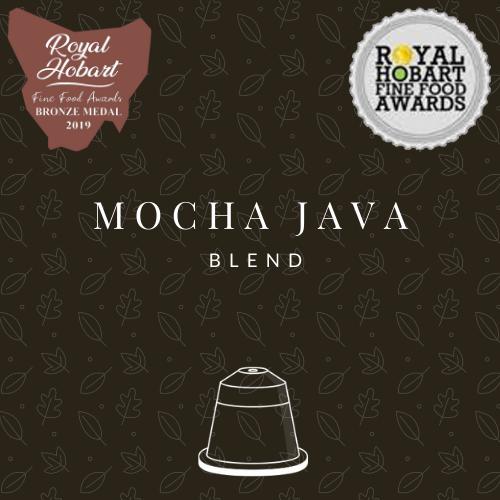 NEW! Mocha Java (20 Nespresso® Biodegradable & Compostable Capsules)