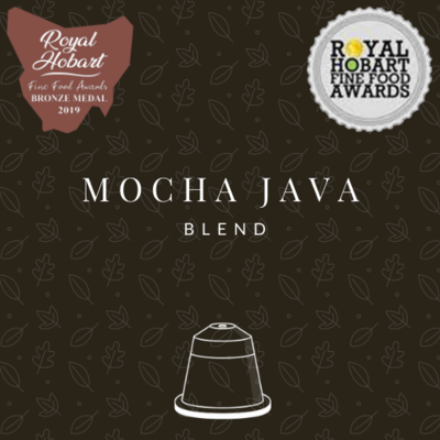 NEW! Mocha Java (20 Nespresso® Biodegradable & Compostable Capsules)