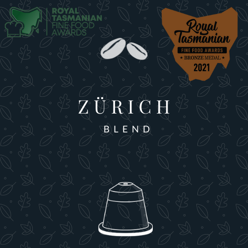 NEW! Zurich Blend (20 Nespresso® Biodegradable & Compostable Capsules)